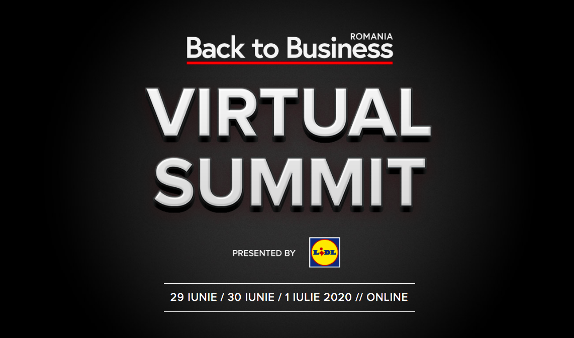 Back to Business Virtual Summit